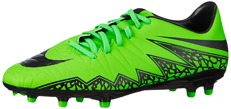 NikeHypervenom Phelon II FG - Zapatillas de Fútbol Entrenamiento Hombre 46 EU|Verde