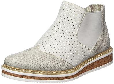 Rieker Damen N0355 Chelsea Boots  Amazon.de  Schuhe   Handtaschen d31de9ae00