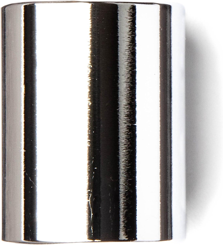 Medium Diameter Jim Dunlop 222 Medium Brass Guitar Slide