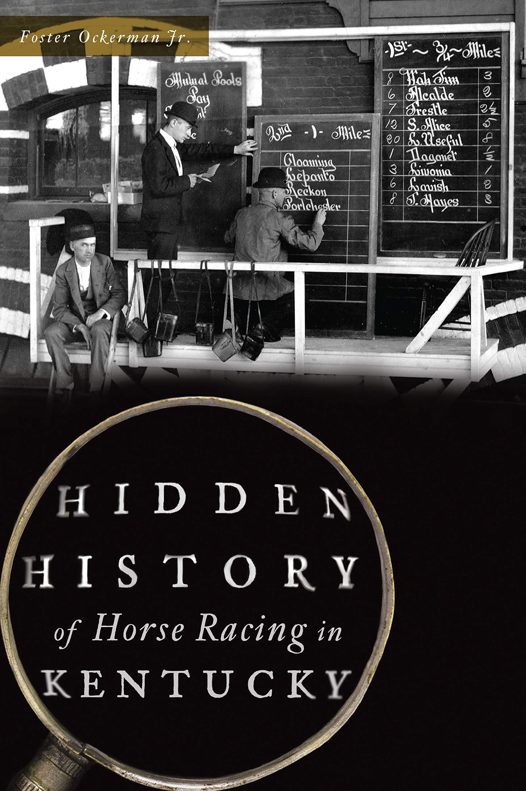 Image result for hidden history of horse racing foster ockerman jr
