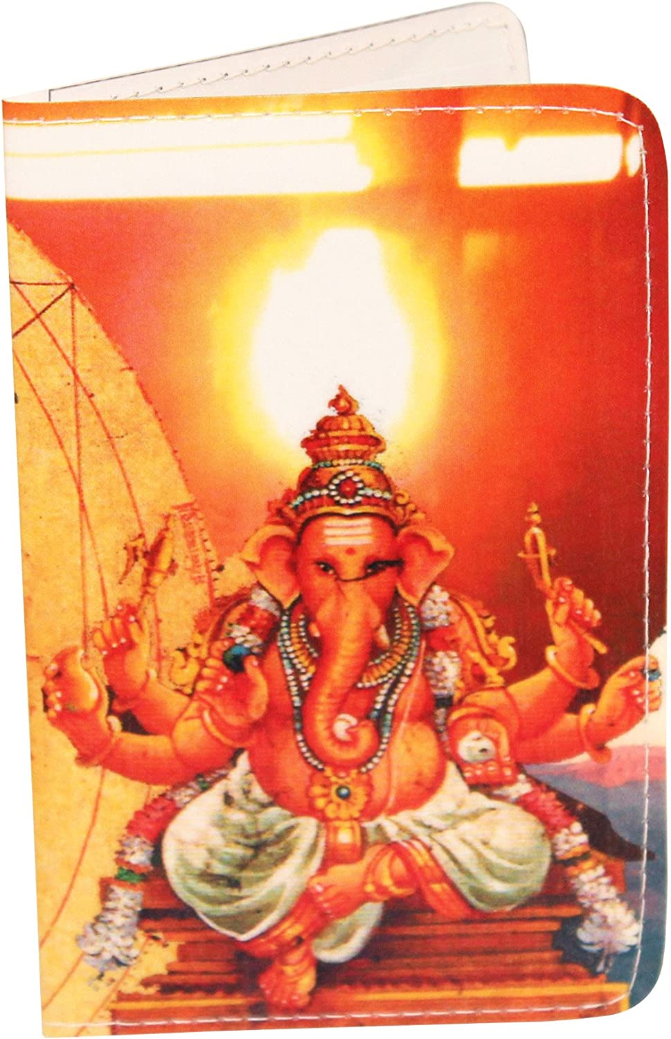 Ganesha: Remover of Obstacles Business, Credit & ID Card Holder
