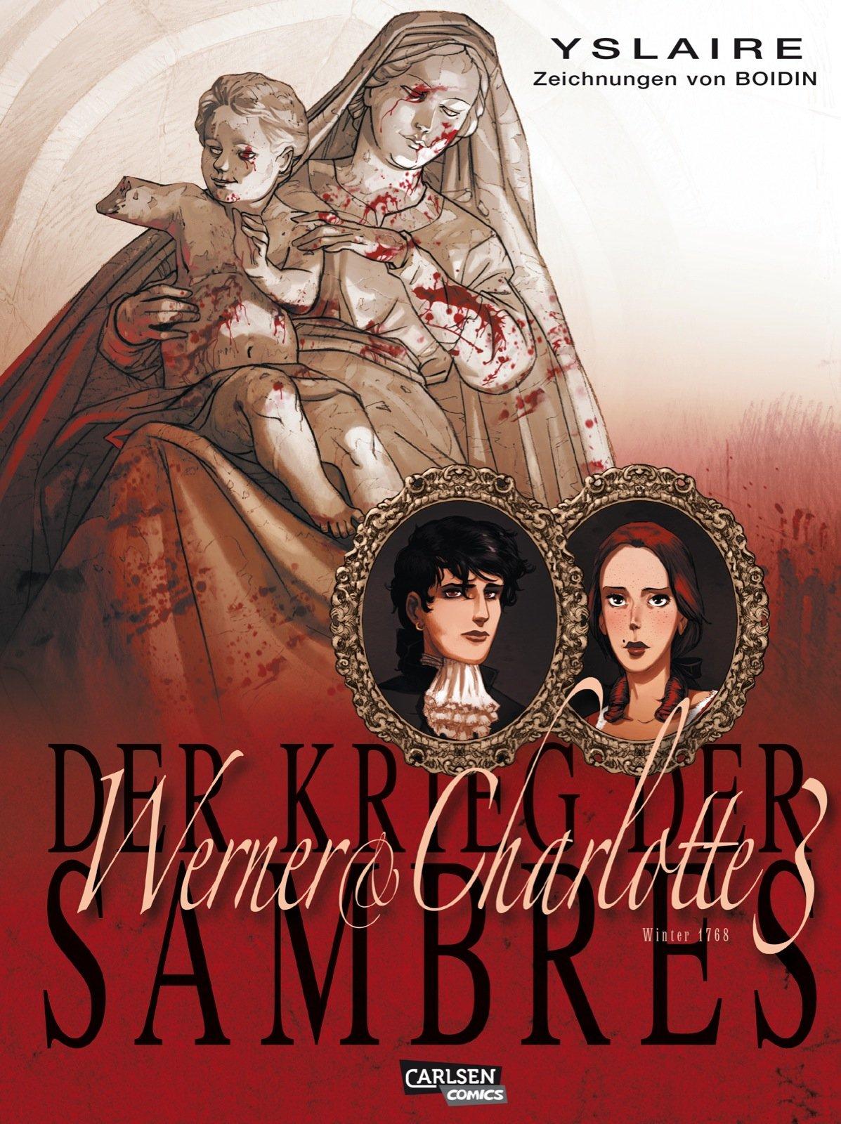Werner & Charlotte 3: Euer Kind, Gräfin. (Krieg der Sambres, Band 6)