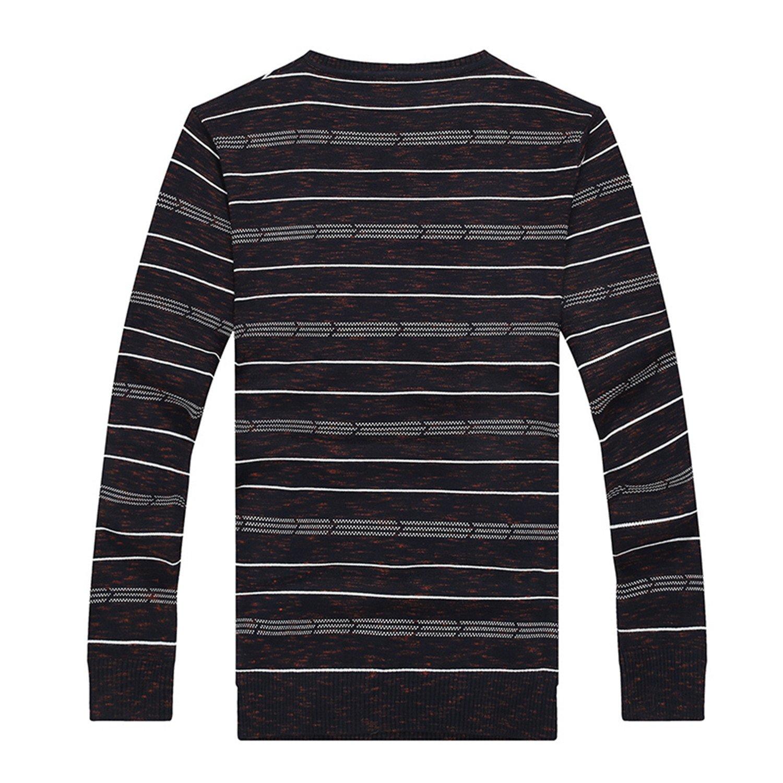 NeeKer Jacket 8XL 7XL 6XL 5XL 4XL Spring Sweater Men Famous Fashion V-Neck Knit Male Sweater Pullover