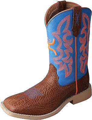 Twisted X Kid's Hooey Boot