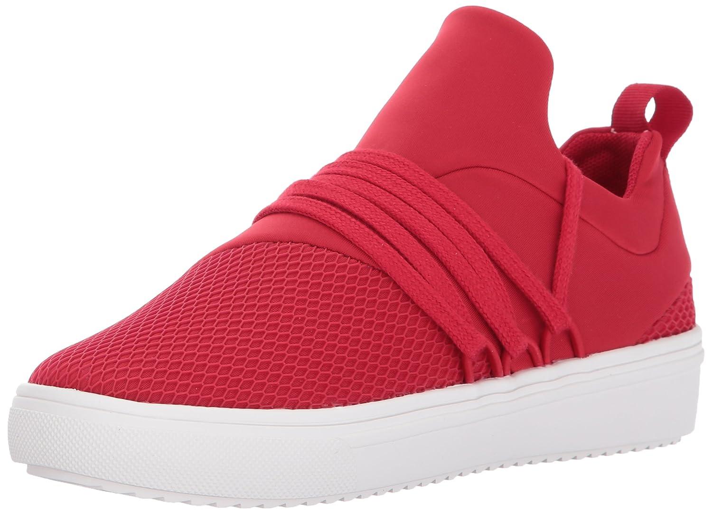 【数量は多】 Steve US Madden Womens Lancer Fashion Sneaker B06XV4T8BW 11 Steve B(M) Fashion US|レッド レッド 11 B(M) US, ハイランドブレス:1e967951 --- kumarandsons.com