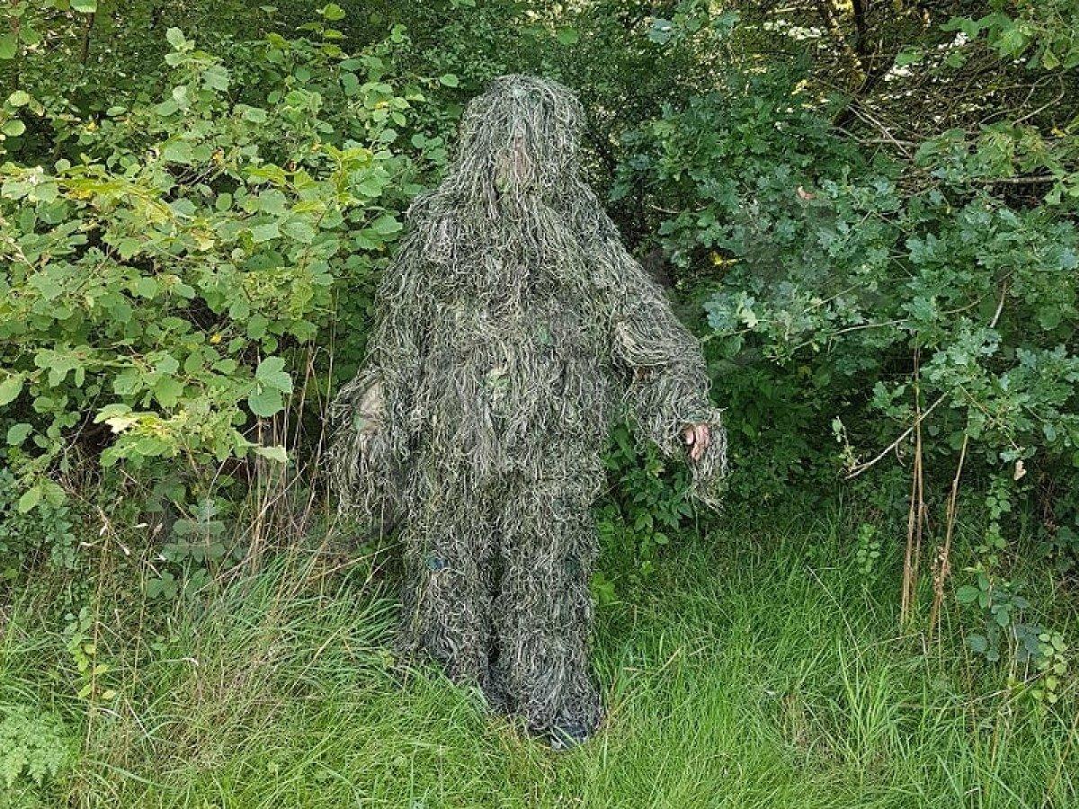 Costume de camouflage Ghillie Suit (camouflage net) SUTTER®