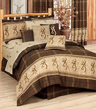 browning buckmark comforter set queen