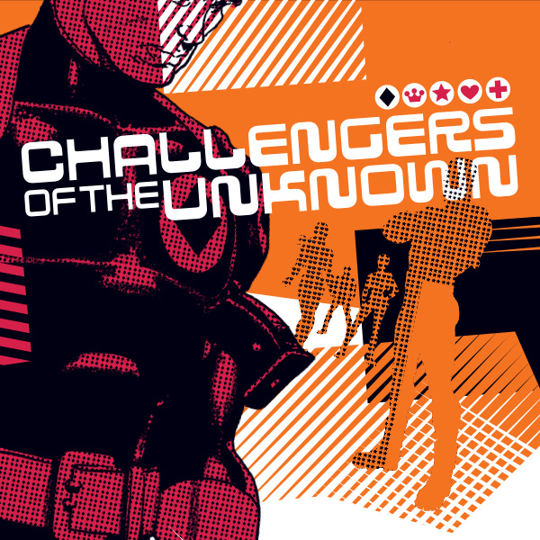 Challengers of the Unknown (2004-2005) (Issues) (6 Book Series)