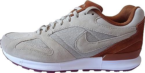 Cambiable Atravesar Laboratorio  Nike Men's Air Pegasus New Racer PRM Running Shoes, Beige/Marrón  (Rattan/Rattan-Tawny), 8.5: Amazon.co.uk: Shoes & Bags