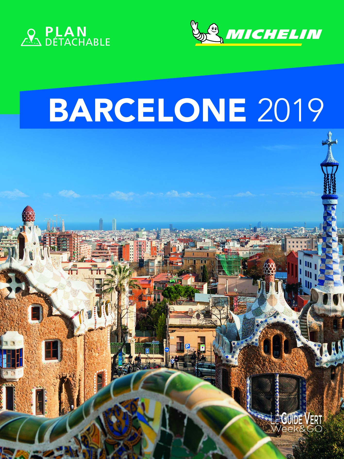 Guide Vert Week&GO Barcelone Michelin 2019 Poche – 15 octobre 2018 206723742X Voyages / Guides touristiques Espagne-catalogne Europe