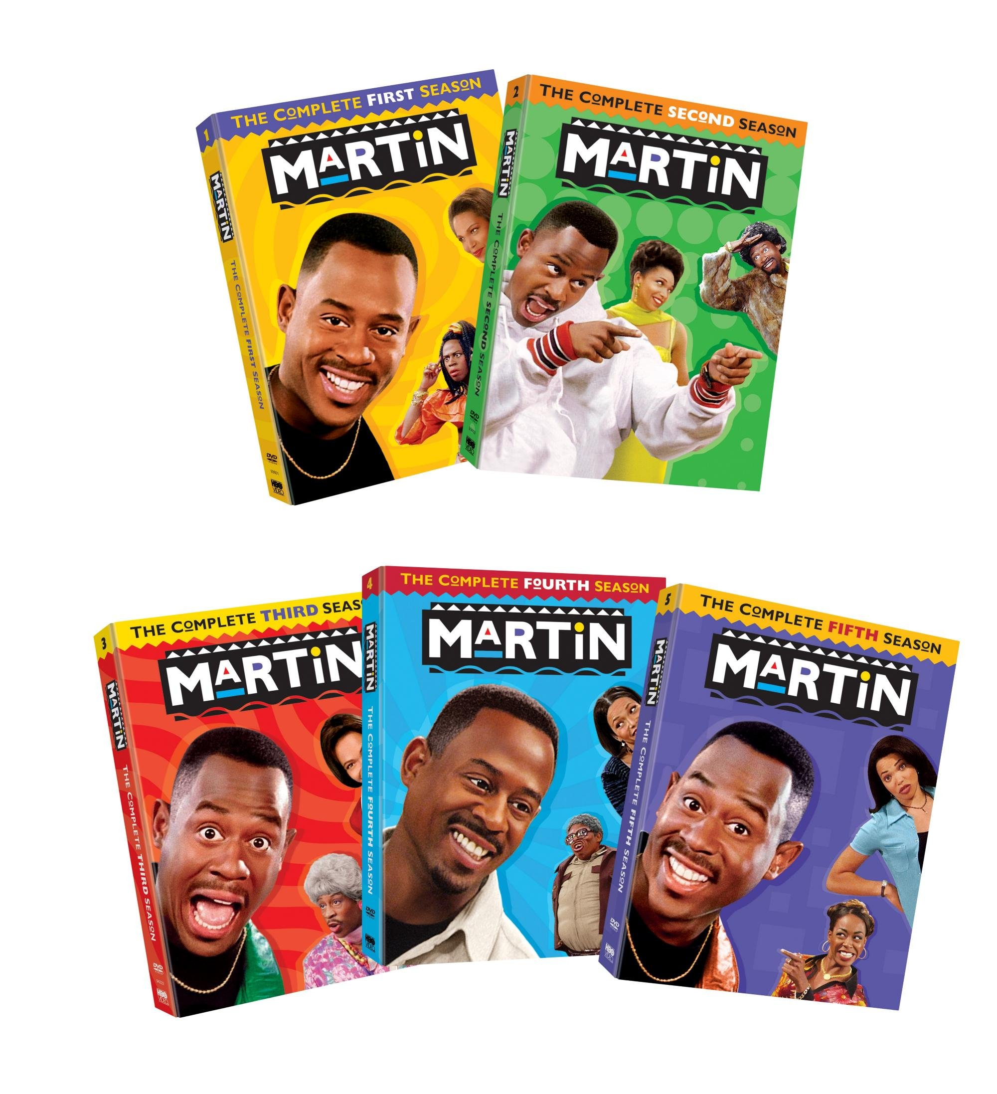 Martin: The Complete Five Seasons by HBO Studios