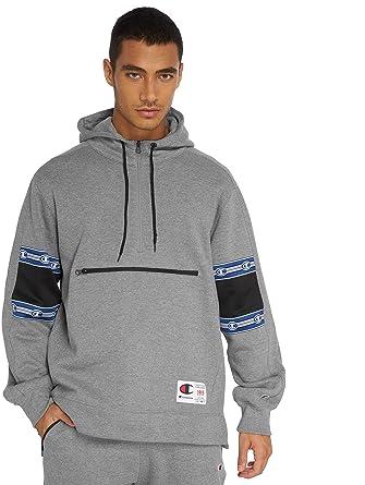 ausgereifte Technologien hochwertige Materialien zeitloses Design CHAMPION Herren Hoodie grau M: Amazon.de: Bekleidung
