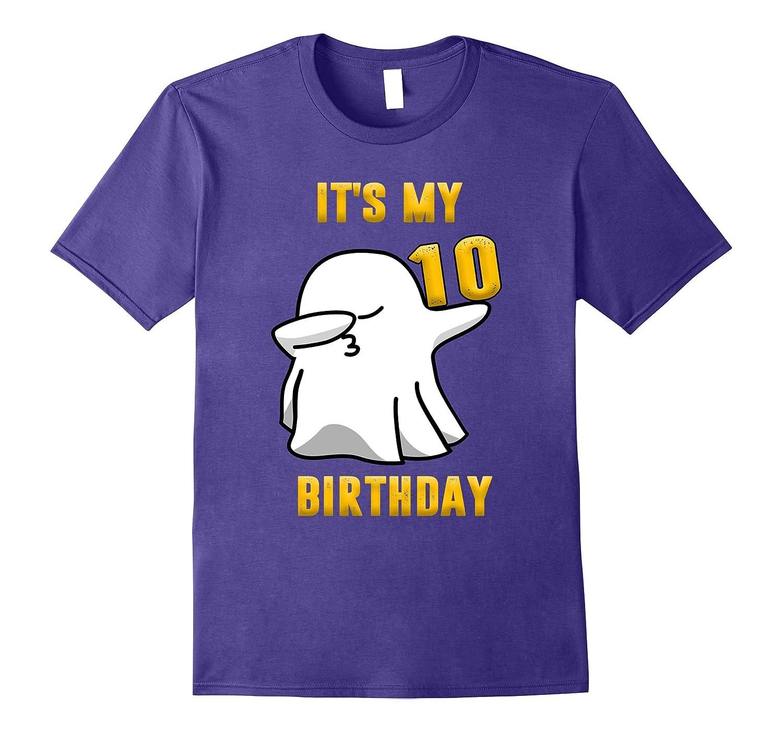 OMG, It's my 10th dabbing Boo birthday-FL