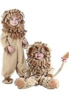 Little Boys' Deluxe Toddler Lion Costume