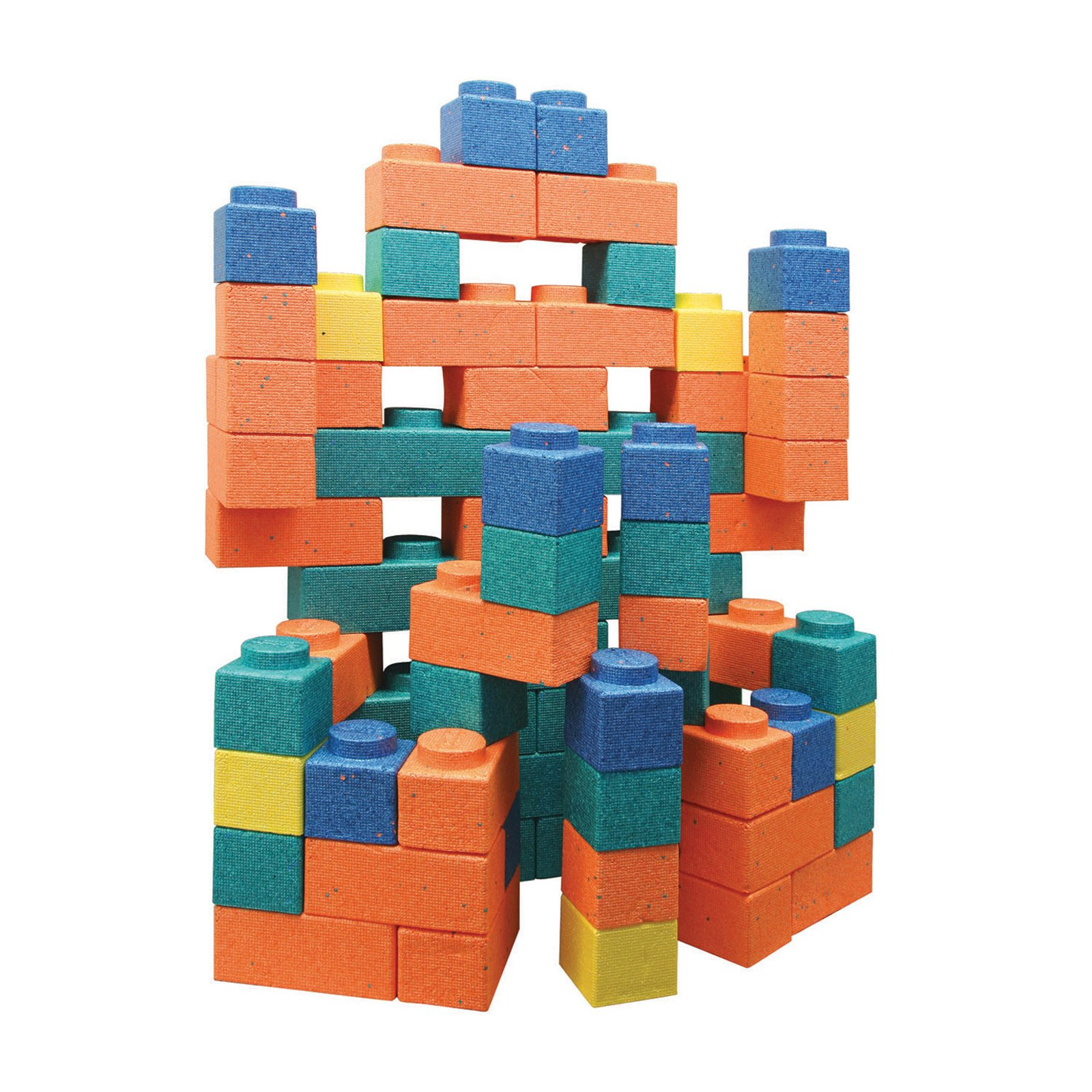 Gorilla Blocks Extra Large Building Blocks 66-Piece Set (AC00384)