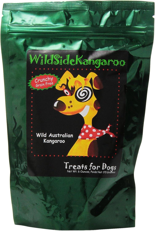 Wildside Kangaroo Apple Treat For Dogs, 6-Ounce
