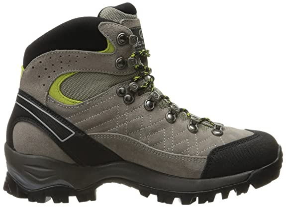 897a9d802ca Scarpa Women's Kailash GTX Hiking Boot, Taupe/Acid, 38.5 EU/7 1/3 M ...