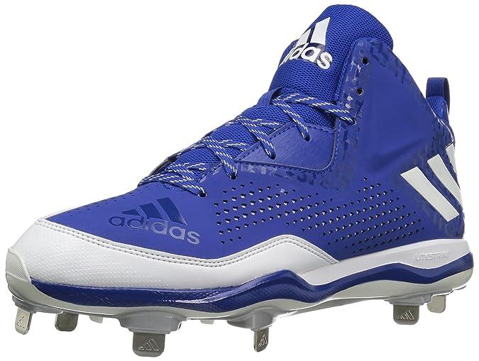 los angeles aee39 fc980 Amazon.com   adidas Performance Men s Poweralley 4 Mid Baseball Shoe    Baseball   Softball