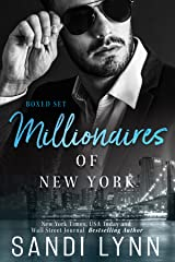 Millionaires of New York Box Set: Featuring Four Standalone Millionaire Romance Novels Set in New York City