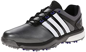 Image Unavailable. Image not available for. Colour  Adidas Adipower Boost Golf  Shoes ... 67660b3a4