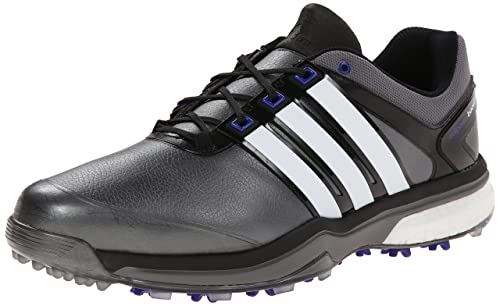 newest a12a0 cf0db adidas Men s Adipower Boost-M, Dark Silver Metallic Running White Night  Flash