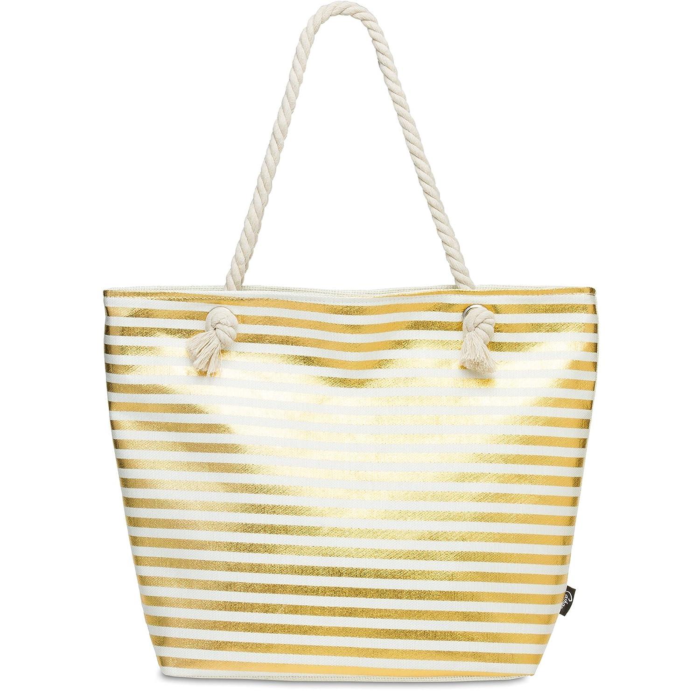 Damen Tasche Handtasche Henkeltasche Shopper Strandtasche großer Anker Maritim
