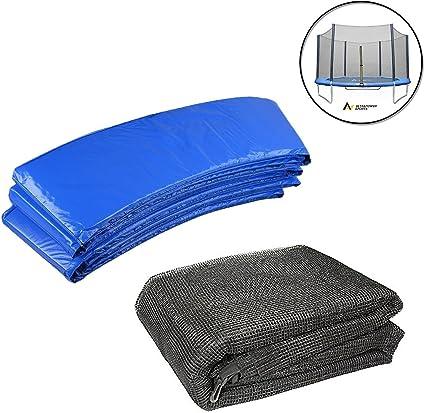 Trampolín Juego de accesorios para cama elástica (244 cm de ...