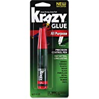 Krazy Glue, All Purpose, Precision Control Pen, 4 g