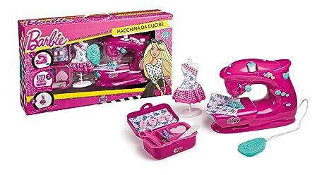 Grandes Juegos gg00530 – Máquina de coser de Barbie