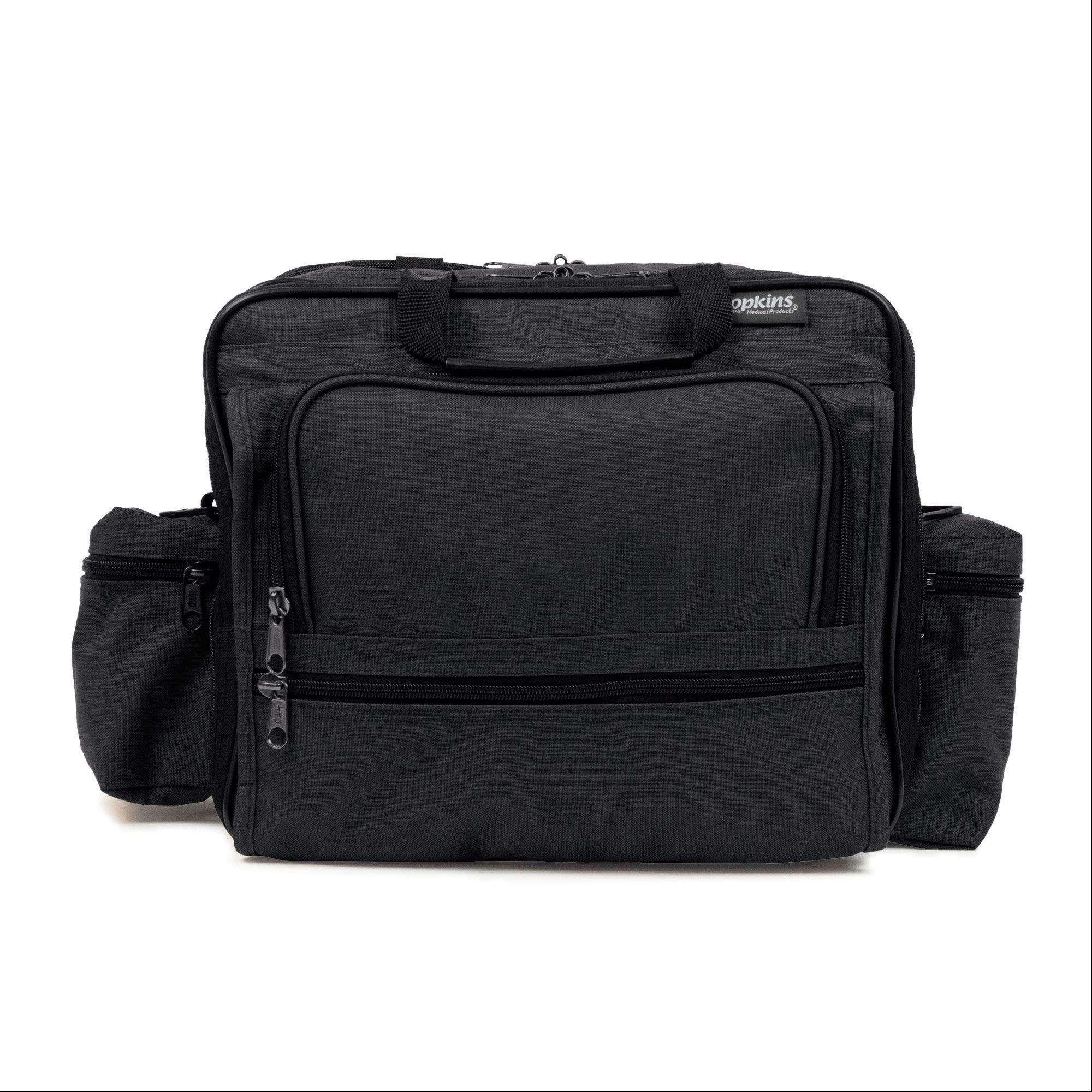 Hopkins Mark V ExL Shoulder Bag for Medical and Home Healthcare Professionals - Black by Hopkins Medical Products