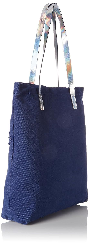 077ca1o004, Womens Tote, Blau (Ink), 10 x 42 36 cm (wxhxd) EDC by Esprit