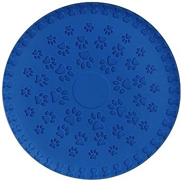 SchwabMarken 1, 3, 5, 9 o 15 frisbees Blandos para Perros/Dog Frisbee Disc, de 23 cm de diámetro: Amazon.es: Deportes y aire libre