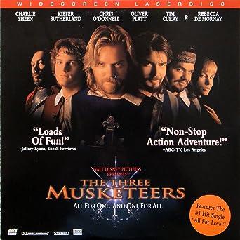the three musketeers movies like