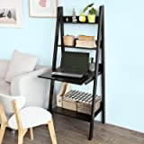 amazon com monarch specialties high ladder bookcase with
