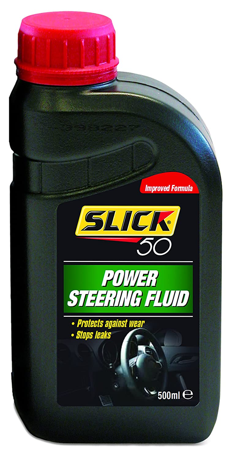Slick 50  64099500  Power Steering Fluid, 500  ML 500 ML