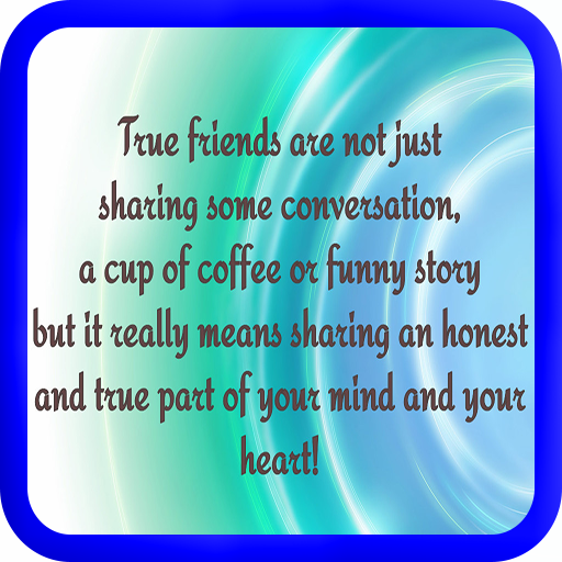 Wallpaper With Quotes Friends
