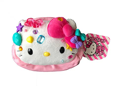 Image Unavailable. Image not available for. Color  Hello Kitty Makeup Bag   Street of Tokyo 904400051c175