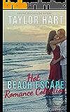 Hot Beach Escape Romance Collection: 4 Sweet, Contemporary Clean romances