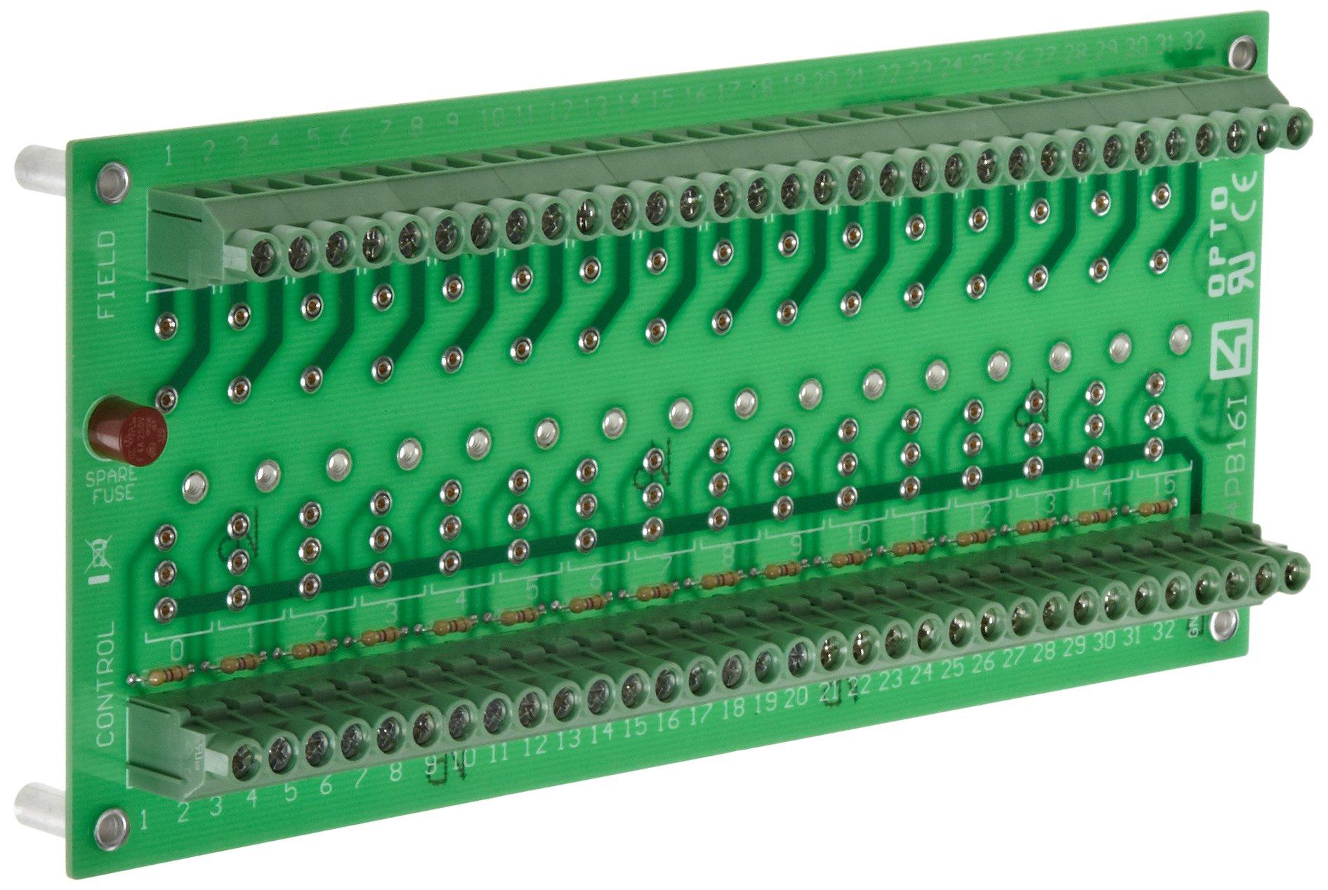 Opto 22 G4PB16I G4 16 Channel I/O Module Rack Isolated Control