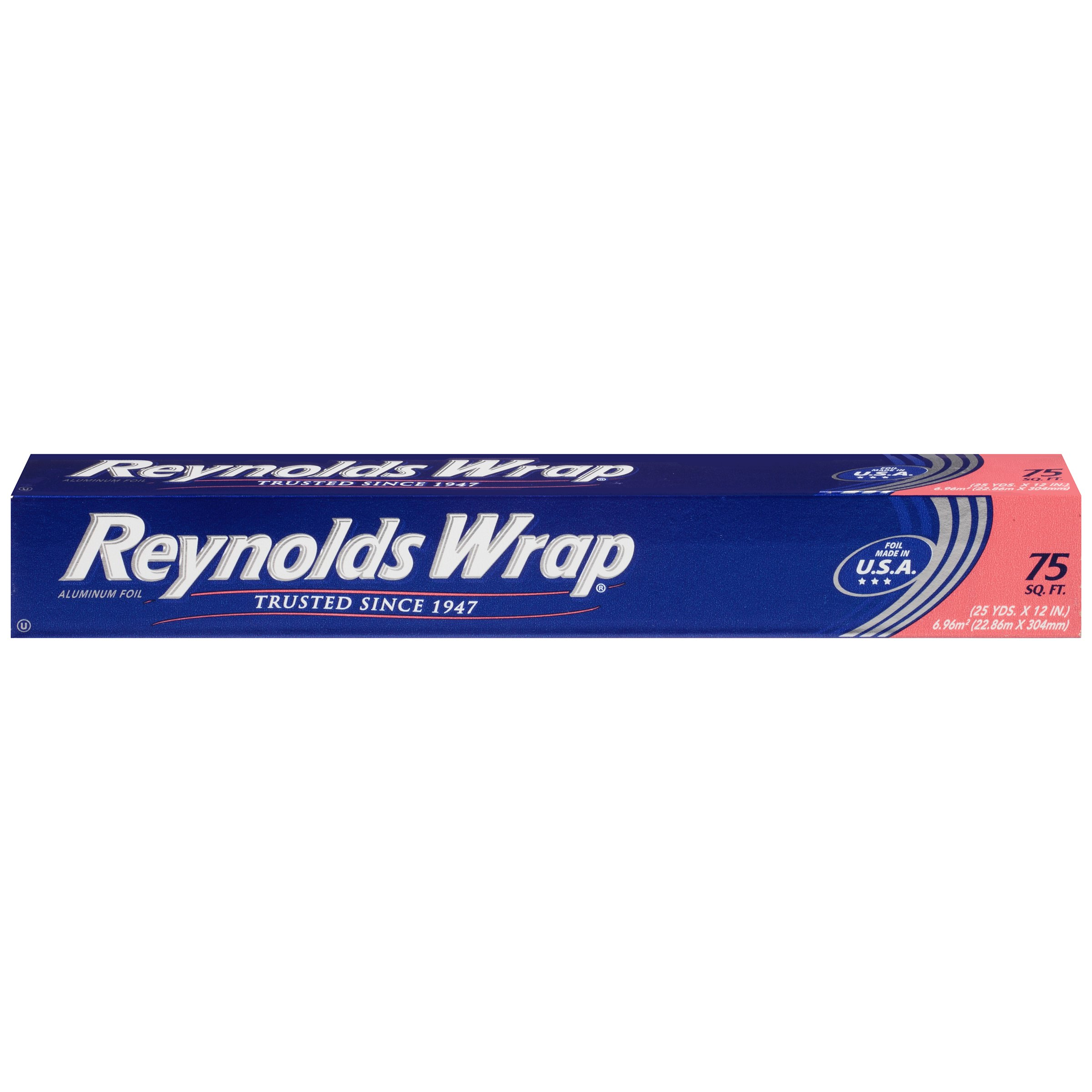 Reynolds Wrap Aluminum Foil (75 Square Foot Roll)
