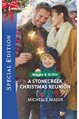 A Stonecreek Christmas Reunion (Maggie & Griffin Book 3) Kindle Edition