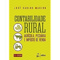 Contabilidade Rural - Agrícola, Pecuária e Imposto de Renda