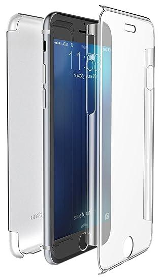 7f08e106dcd X-Doria Defense 360 - Funda rígida y protector de pantalla para Apple iPhone  6 Plus, transparente: Amazon.es: Electrónica