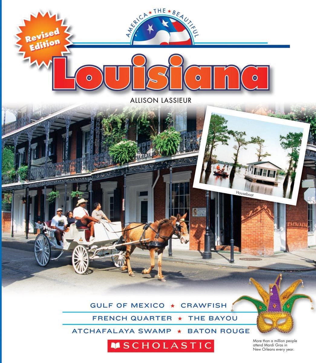Louisiana (America the Beautiful. Third Series) ebook