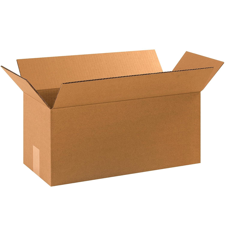 c1eeb6ac8be Amazon.com  Aviditi Single-Wall Long Corrugated Box
