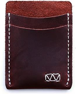product image for Waskerd Men's Strayer Front Pocket Wallet