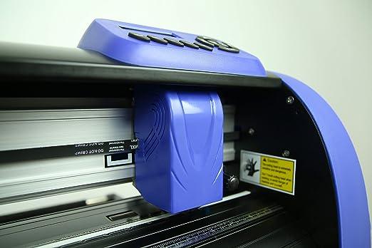 Plotter de corte Refine PRO1350 ARMS, corte de contorno automático ...