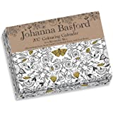 Johanna Basford 2017 Colouring Day-to-Day Calendar (UK EXCLUSIVE)