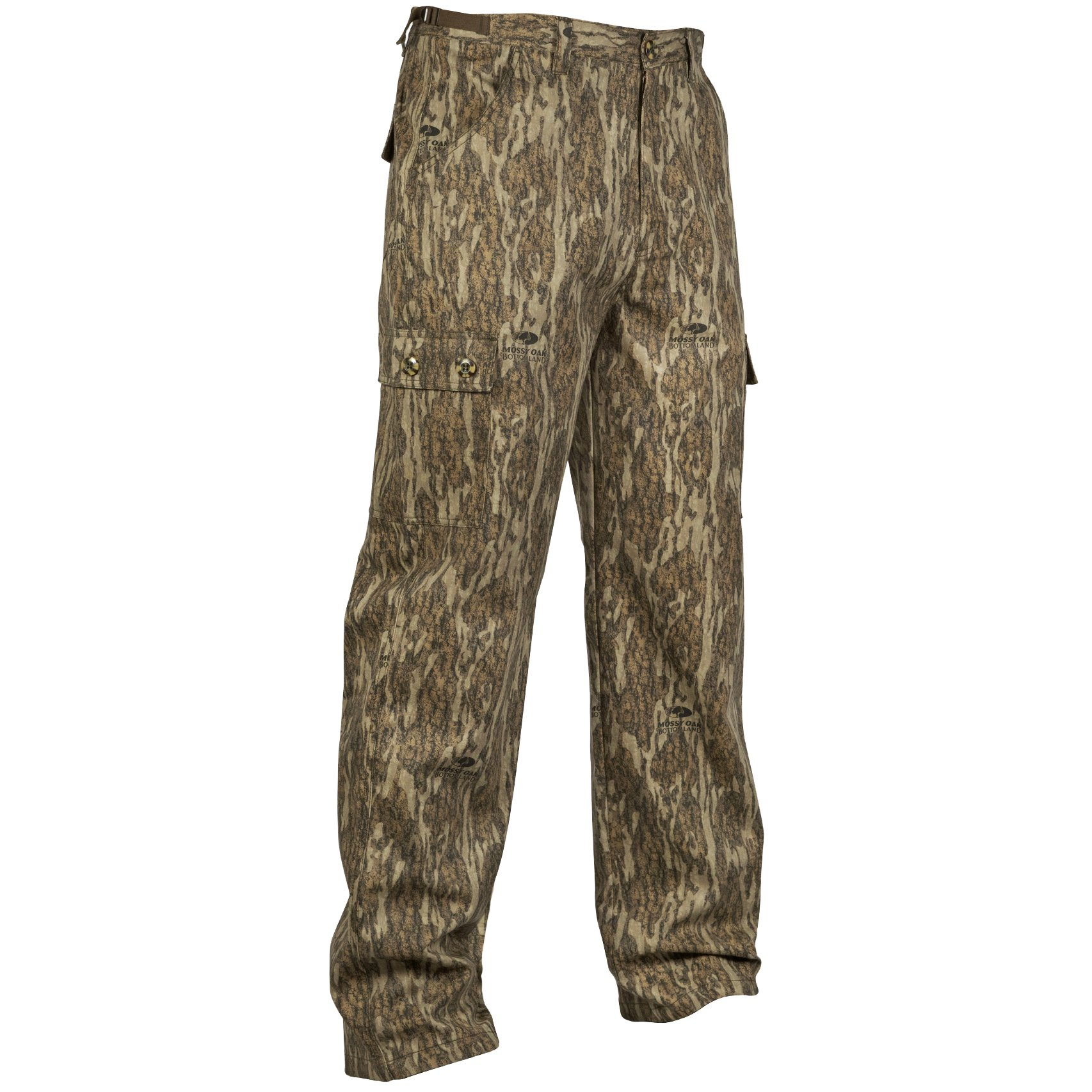 Mossy Oak Camouflage Cotton Mill Hunting Pants | Outdoor Gear