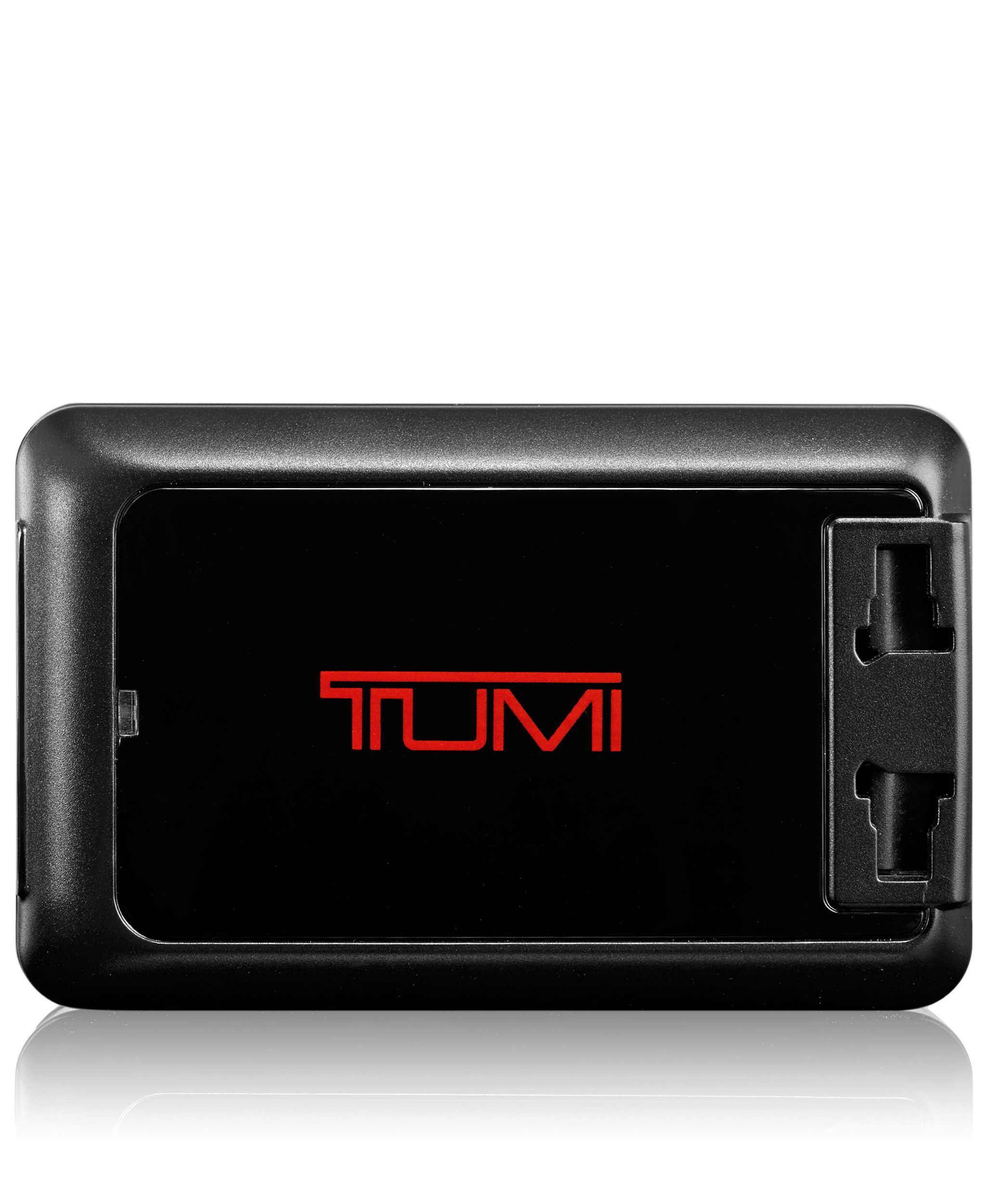 Tumi 4 Port USB Travel Adaptor, Black, One Size